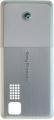 Kryt Sony-Ericsson T250i kryt baterie stříbrný-Originální kryt baterie vhodný pro mobilní telefony Sony-Ericsson: Sony-Ericsson T250i