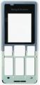 Kryt Sony-Ericsson T250i stříbrný originál-Originální přední kryt vhodný pro mobilní telefony Sony-Ericsson: Sony-Ericsson T250i
