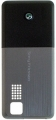 Kryt Sony-Ericsson T280i kryt baterie stříbrný-Originální kryt baterie vhodný pro mobilní telefony Sony-Ericsson: Sony-Ericsson T280i