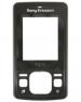 Kryt Sony-Ericsson T303 černý originál-Originální přední kryt vhodný pro mobilní telefony Sony-Ericsson: Sony-Ericsson T303