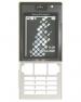 Kryt Sony-Ericsson T700 černo/stříbrný originál-Originální přední kryt vhodný pro mobilní telefony Sony-Ericsson: Sony-Ericsson T700