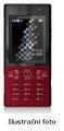 Kryt Sony-Ericsson T700 černo/červený originál-Originální přední kryt vhodný pro mobilní telefony Sony-Ericsson: Sony-Ericsson T700