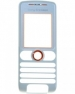 Kryt Sony-Ericsson W200i bílý originál-Originální přední kryt vhodný pro mobilní telefony Sony-Ericsson: Sony-Ericsson W200i