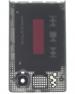 Kryt Sony-Ericsson W380i černý originál-Originální přední kryt vhodný pro mobilní telefony Sony-Ericsson: Sony-Ericsson W350i