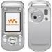 Kryt Sony-Ericsson W550 / W600 platinum-Kryt vhodný pro mobilní telefony Sony-Ericsson: Sony-Ericsson W550 / W600