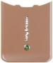 Kryt Sony-Ericsson W580i kryt baterie růžový-Originální kryt baterie vhodný pro mobilní telefony Sony-Ericsson: Sony-Ericsson W580i