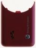 Kryt Sony-Ericsson W660i kryt baterie červený-Originální kryt baterie vhodný pro mobilní telefony Sony-Ericsson: Sony-Ericsson W660i