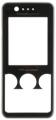 Kryt Sony-Ericsson W660i černý originál-Originální přední kryt vhodný pro mobilní telefony Sony-Ericsson: Sony-Ericsson W660i