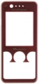 Kryt Sony-Ericsson W660i červený originál-Originální přední kryt vhodný pro mobilní telefony Sony-Ericsson: Sony-Ericsson W660i