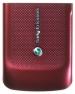 Kryt Sony-Ericsson W760i kryt baterie červený-Originální kryt baterie vhodný pro mobilní telefony Sony-Ericsson: Sony-Ericsson W760i