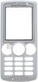 Kryt Sony-Ericsson W810i bílý originál-Originální přední kryt vhodný pro mobilní telefony Sony-Ericsson: Sony-Ericsson W810i