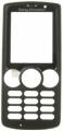 Kryt Sony-Ericsson W810i černý originál-Originální přední kryt vhodný pro mobilní telefony Sony-Ericsson: Sony-Ericsson W810i