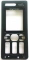 Kryt Sony-Ericsson W880i černý originál-Originální kryt vhodný pro mobilní telefony Sony-Ericsson: Sony-Ericsson W880i