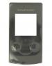 Kryt Sony-Ericsson W980 černý originál-Originální přední kryt vhodný pro mobilní telefony Sony-Ericsson: Sony-Ericsson W980