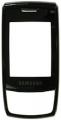 Kryt Samsung D880 černý originál -Originální přední kryt vhodný pro mobilní telefony Samsung: Samsung D880