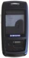 Kryt Samsung E250 černý originál -Originální přední kryt vhodný pro mobilní telefony Samsung: Samsung E250