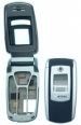 Kryt Samsung E700 modrý originál -Originální kryt vhodný pro mobilní telefony Samsung: Samsung E700