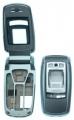 Kryt Samsung E720 modrý originál -Originální kryt vhodný pro mobilní telefony Samsung: Samsung E720