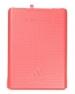 Kryt Samsung F110 kryt baterie růžový-Originální kryt baterie vhodný pro mobilní telefony Samsung: Samsung F110