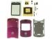 Kryt Motorola V3 růžový originál -Originální kryt vhodný pro mobilní telefony Motorola: Motorola V3