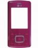 Kryt LG KG800 růžový originál -Originální přední kryt vhodný pro mobilní telefony LG: LG KG800