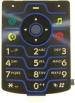 Klávesnice Motorola V3i Razr originál-Originální klávesnice pro mobilní telefony Motorola :Motorola V3i Razr