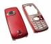 Kryt Sagem MY - X6 červený-Kryt vhodný pro mobilní telefon Sagem:Sagem MY x-6červený