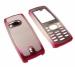 Kryt Sagem MY - X6 růžový-Kryt vhodný pro mobilní telefon Sagem:Sagem MY x-6