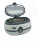 Ultrazvuková čistička-Ultrazvuková čistička    Účinnější ultrazvukový zářič.    Nerezová vana.    Plastová vanička pro lepší manipulaci.