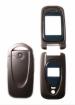 Kryt Siemens CFX65 - stříbrný-Kryt vhodný pro mobilní telefony Siemens:Siemens CFX65- Barva krytu stříbrný- Výměnný kryt pro Siemens CFX65 - Sada obsahuje přední, střední a zadní díl krytu- Ekonomické balení v sáčku