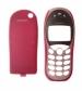 Kryt Siemens C45 - růžový-Kryt vhodný pro mobilní telefony Siemens:Siemens C45- Barva krytu růžový- Výměnný kryt pro Siemens C45- Sada obsahuje pření a zadní díl krytu- Ekonomické balení v sáčku
