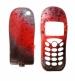 Kryt Siemens C45 - červená duha-Kryt vhodný pro mobilní telefony Siemens:Siemens C45- Barva krytu červená duha- Výměnný kryt pro Siemens C45- Sada obsahuje pření a zadní díl krytu- Ekonomické balení v sáčku