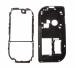 Střední díl Nokia 7610 černý-Střední díl pro mobilní telefony Nokia:Nokia 7610- Výměnný střed pro Nokia 7610- Barevné provedení černý- Pasuje a funguje skvěle- Ekonomické balení v sáčku