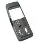 Kryt Nokia 9300i střední díl stříbrný originální -Originální střední díl vhodný pro mobilní telefony Nokia: Nokia 9300i