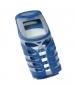 Kryt Nokia 5100 modrý originál - komplet-Originální kryt vhodný pro mobilní telefony Nokia: Nokia 5100