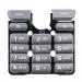 Klávesnice Sony-Ericsson K310 / K320 stříbrná-Klávesnice pro mobilní telefony Sony-Ericsson:Sony Ericsson K310 / K320stříbrná