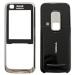 Kryt Nokia 6120classic černý originál -Originální kryt vhodný pro mobilní telefony Nokia:Nokia 6120classicčerný