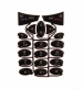 Klávesnice Ericsson R320 černá originál-Originální klávesnice pro mobilní telefon Ericsson :Ericsson R320černá