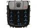 Klávesnice Nokia 2630 stříbrná-Klávesnice pro mobilní telefony Nokia:Nokia 2630stříbrná